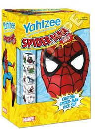 Spiderman Yahtzee: Spiderman Yahtzee