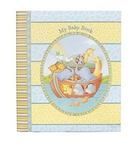 Welcome Home Noah Loose-Leaf Memory Book