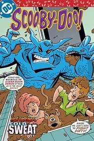 Scooby-doo in Hot Springs, Cold Sweat (Scooby-Doo Graphic Novels)