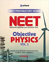 Neet Objective Physics Vol 1 Neet Preparatory Series  : Code B039