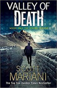 Valley Of Death : Ben Hope 19