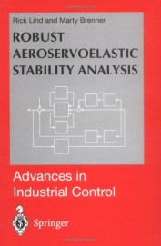 Robust Arroservoelastic Stability Analysis Advanced In Industrial Control
