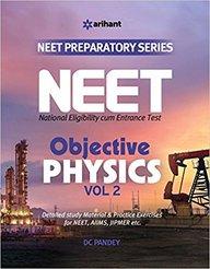Neet Objective Physics Vol 2 Neet Preparatory Series  : Code B042