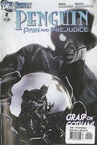 Penguin Pain and Prejudice: Grasp on Gotham