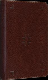 ESV Compact Bible (TruTone, Sienna, Crossroads Design)