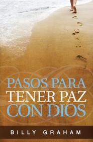 Pasos Para Tener Paz Con Dios: 25- Pack Tracts