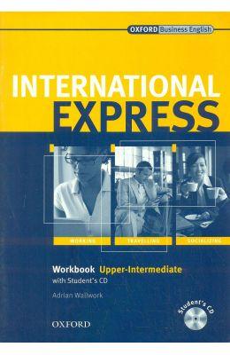 International Express Workbook Upper Intermediate With Students W/Cd