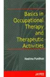 Basics In Occupational Therapy & Therapeutic Activities