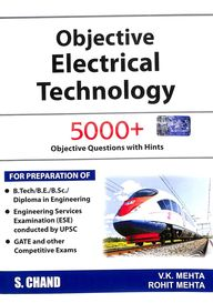 Buy Objective Electrical Technology Book Vk MehtaRohit Mehta