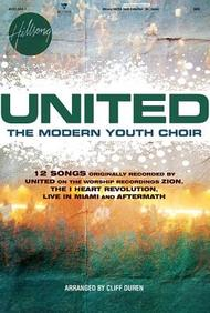 Hillsong United the Modern Youth Choir Collection Choral