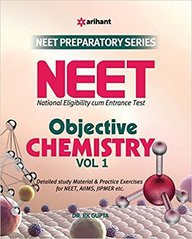 Neet Objective Chemistry Vol 1 Neet Preparatory Series  : Code B099