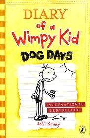 Diary Of A Wimpy Kid 04 : Dog Days