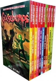 Goosebumps Have You Got Goosebumps Yet Set Of 10 Books