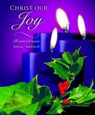 Advent Purple Sunday 3 Bulletin 2012, Large (Package of 50)