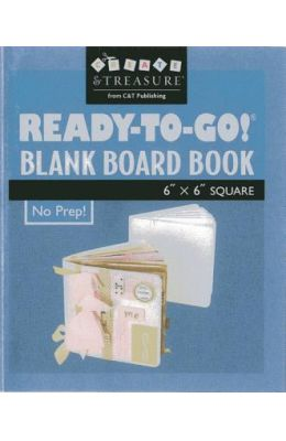 Ready To Go : Blank Board Book