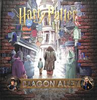 Harry Potter Diagon Alley : A Movie Scrapbook
