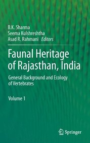 Ecology And Conservation Of Vertebrates In Rajasthan, India