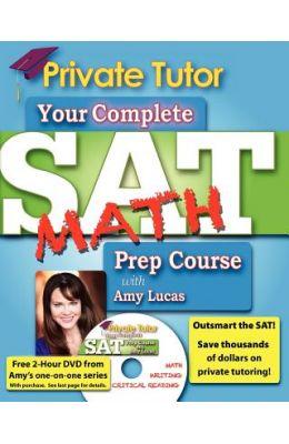 Private Tutor - Math Book - Complete SAT Prep Course