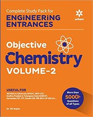 Objective Chemistry Vol 2 Complete Study Pack For Engineering Entrance : Code B130