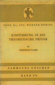 EINFUHRUNG IN DIE THEORETISCHE PHYSIK -4(Introduction in Theoretical Physics-4)