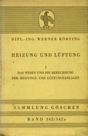 HEIZUNG UND LUFTUNG -1(Heat & Air Conditioning-1)