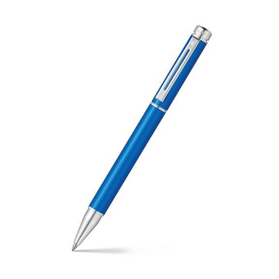 9155 Matte Blue Rollerball Pen