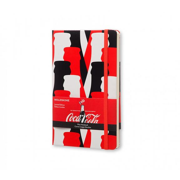 Coca-Cola Limited Edition Notebook - Large Plain