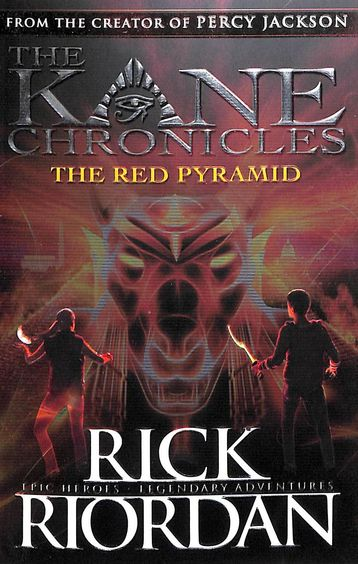Kane Chronicles : Red Pyramid - Percy Jackson