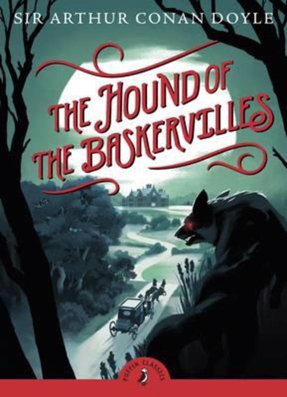 Hound Of The Baskervilles - Puffin Classics