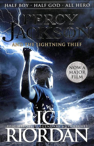 Percy Jackson & The Lightning Thief : Film Edition