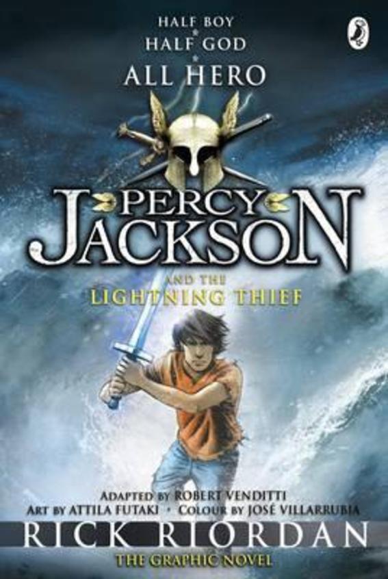Lightning Thief : Percy Jackson Graphic Novel