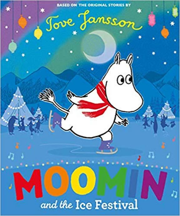 Moomin & The Ice Festival