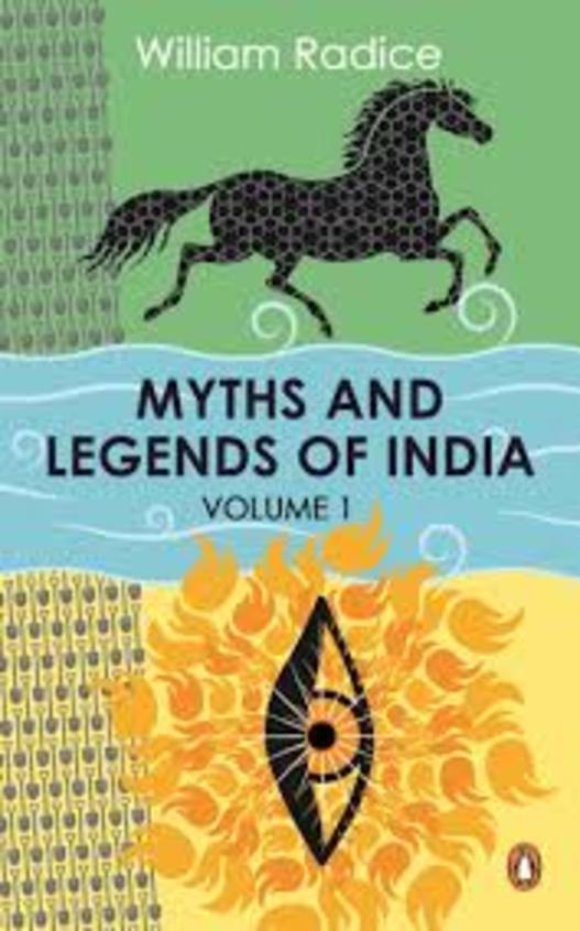 Myths And Legends Of India Vol 1
