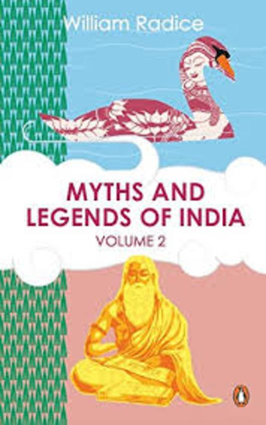 Myths And Legends Of India Vol 2