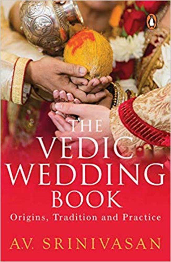 Vedic Wedding Book