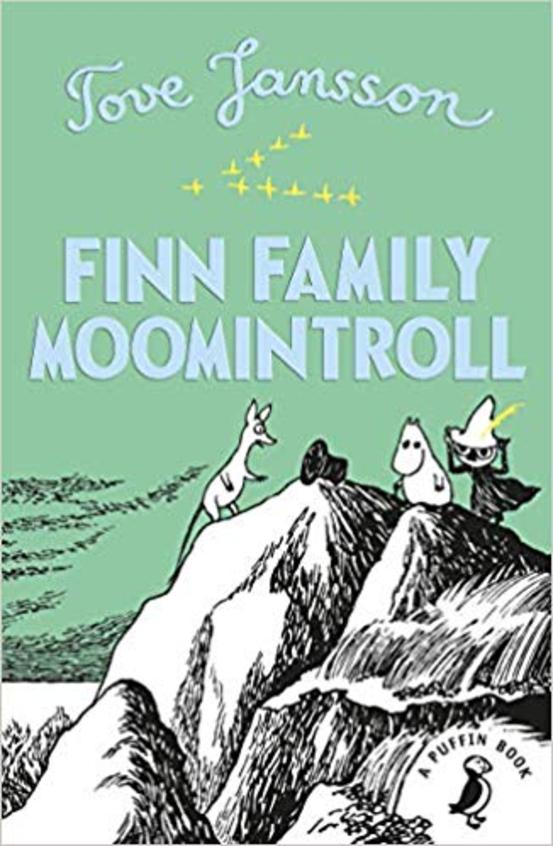 Finn Family Moomintroll (A Puffin Book)