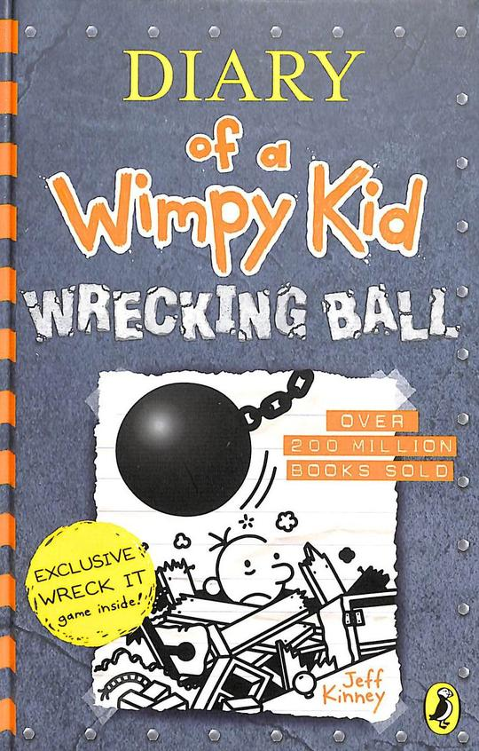 Diary Of A Wimpy Kid 14 : Wrecking Ball