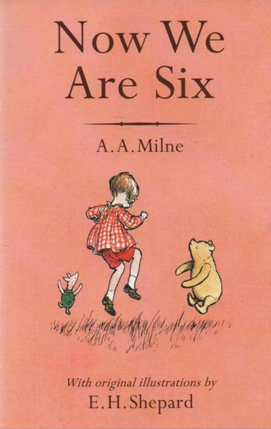 Buy Now We are Six book : A. A. Milne , 0603572677, 9780603572678 -  SapnaOnline.com India