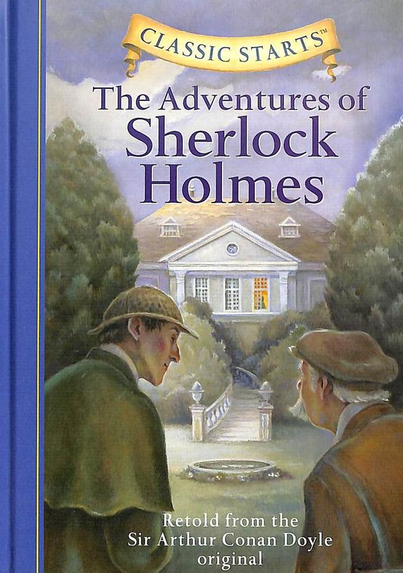 Adventure Of Sherlock Holmes : Classic Starts