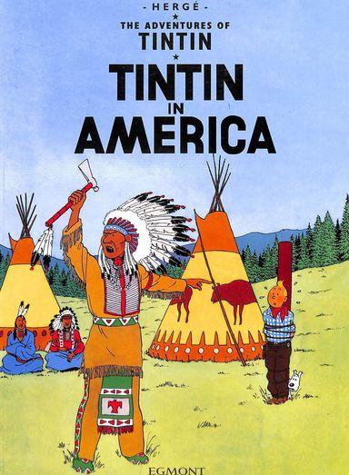 Adventures Of Tintin In America