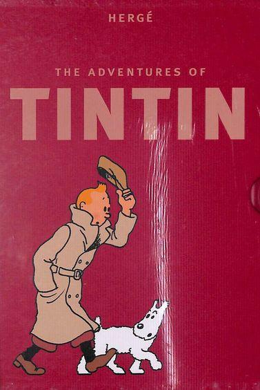 Adventures Of Tintin Set 8 Books