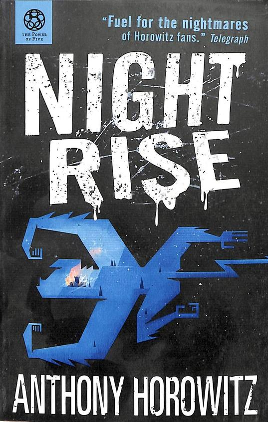 Night Rise : The Power Of Five Book - 3