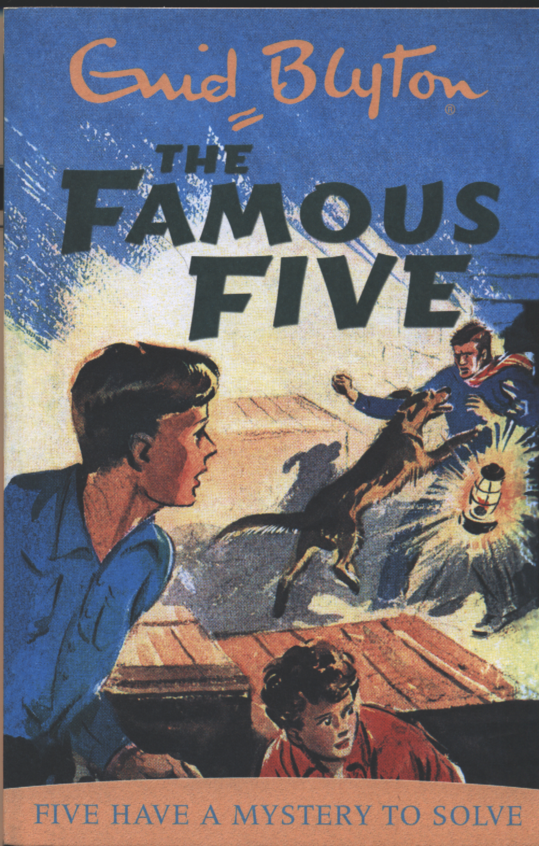 Famous  Five:  Have A Mystery To Solv  20