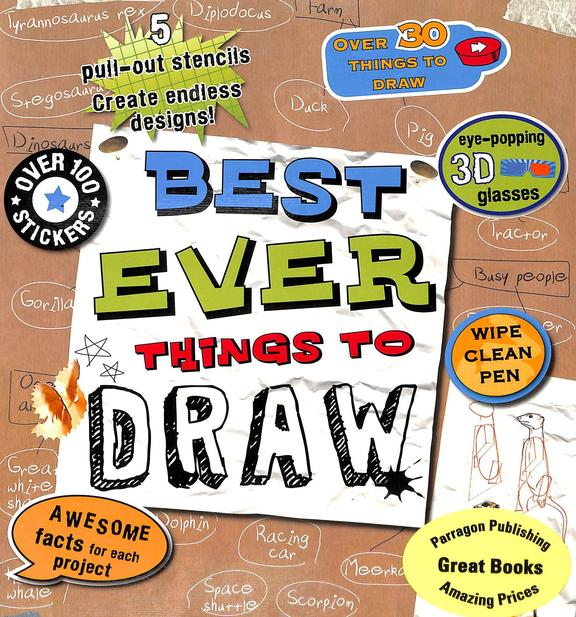 Best Ever Things To Draw
