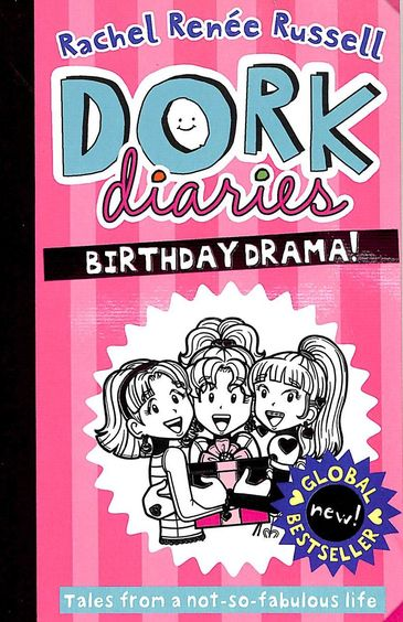 Dork Diaries Birthday Drama