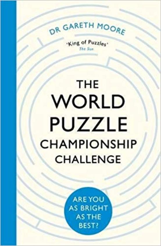 World Puzzle Championship Challenge : Are You As Bright As The Best