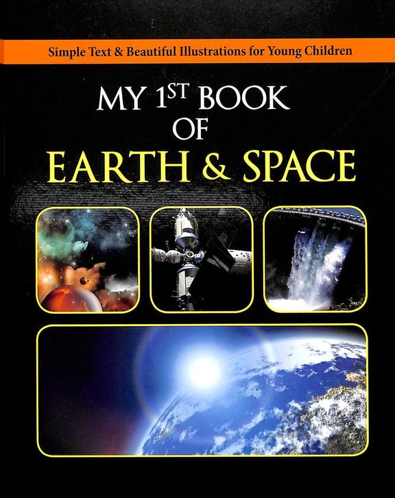 My First Book Of Earth & Space