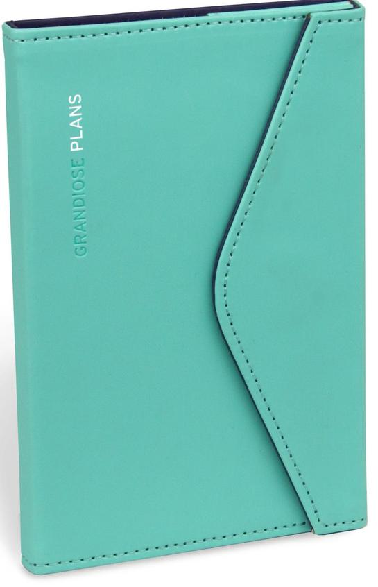 Knock Knock Grandiose Plans Pocketbook Notes