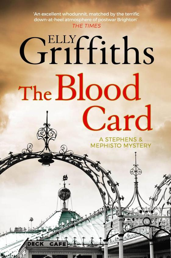 The Blood Card:Stephens And Mephisto Mystery 3