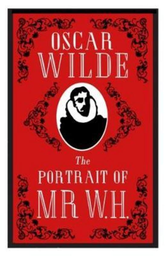 Portrait Of Mr Wh